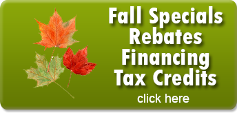 Crossfield Specials and Rebates