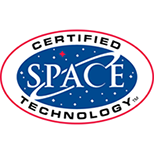 logo- certified space technology